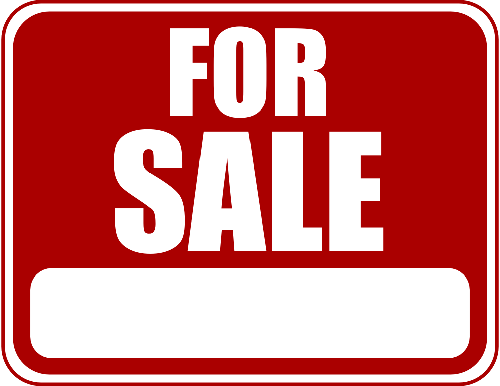 990x765 Bake Sale Sign Clipart