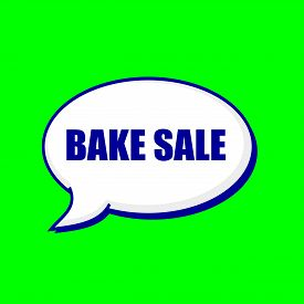 275x275 Bake Sale Sign Images