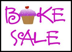 236x171 Bake Sale Sign Keepsake Krafts Bake Sale Sign