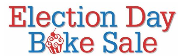 598x184 Election Day Bake Sale Northeast Elementary School Pto