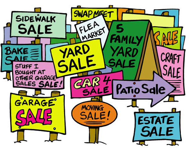 636x503 How To Advertise A Garage Sale Part 2