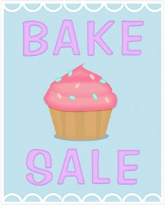 236x293 Bake Sale Free Printable Banner Gonna Try Using Colored