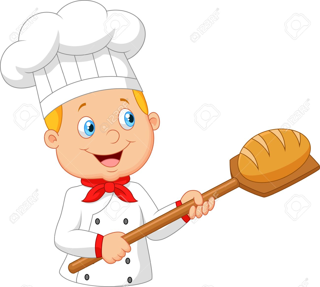 Bakers Clipart