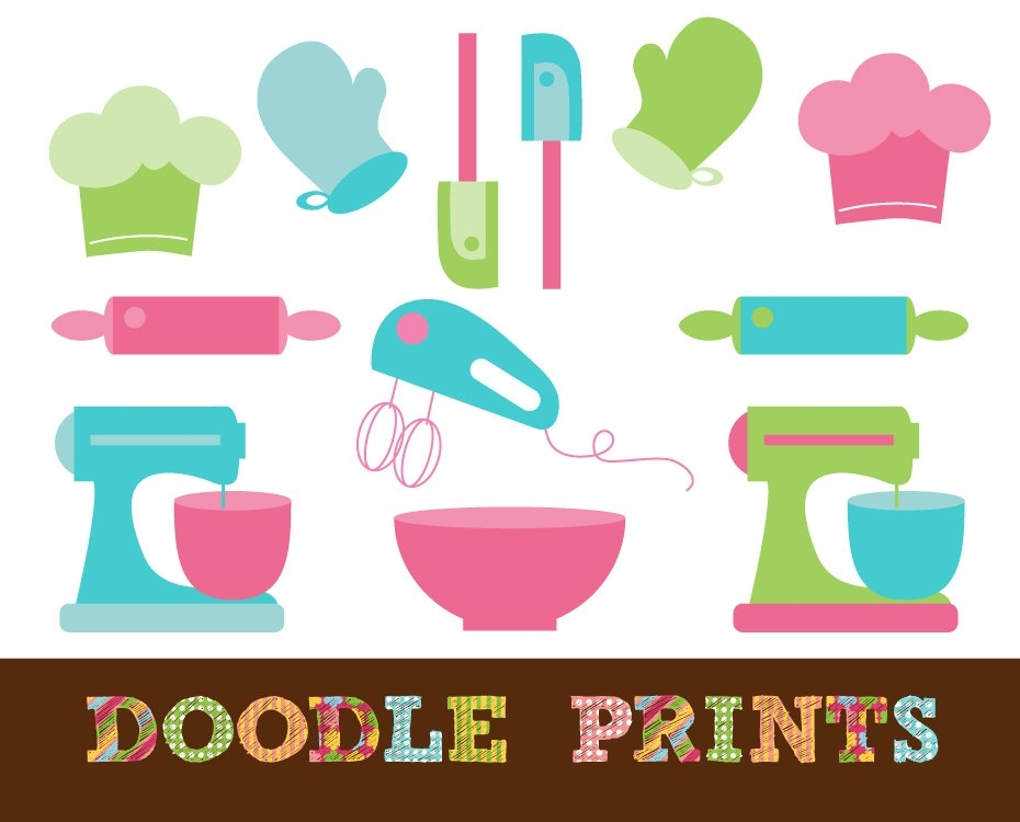 930x750 Baking Tools Vector Pictures Of Tools Free Download Clip Art Free