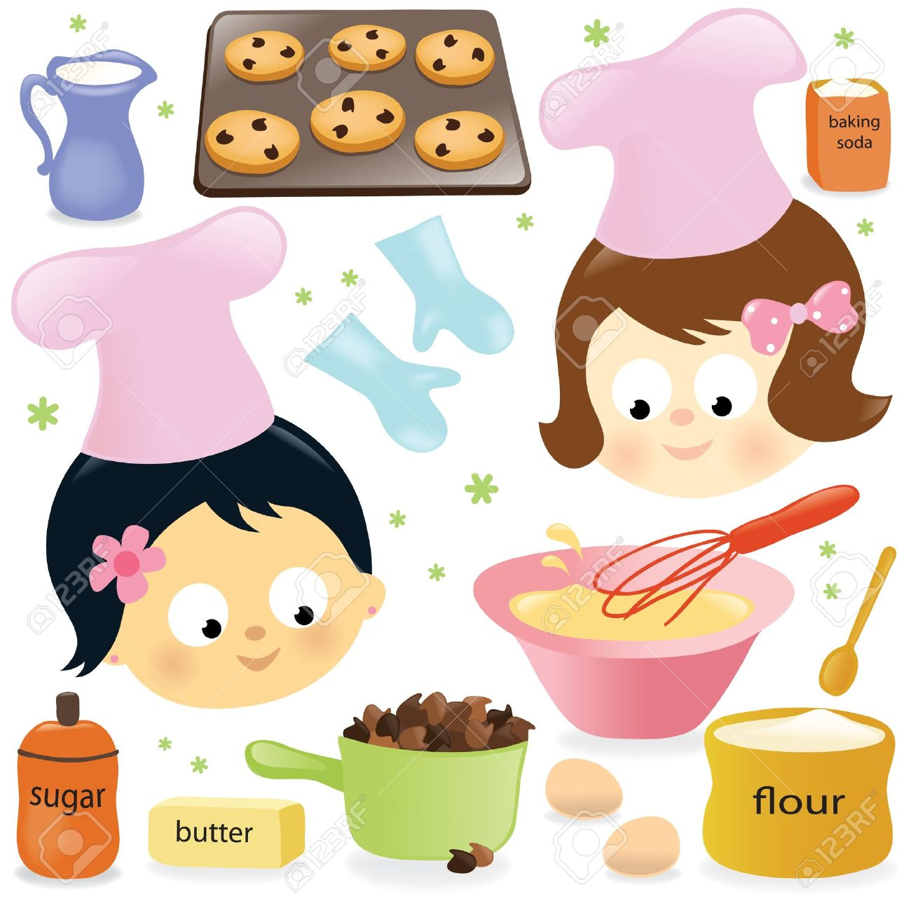 1300x1300 Cookie Clipart Mixing Bowl