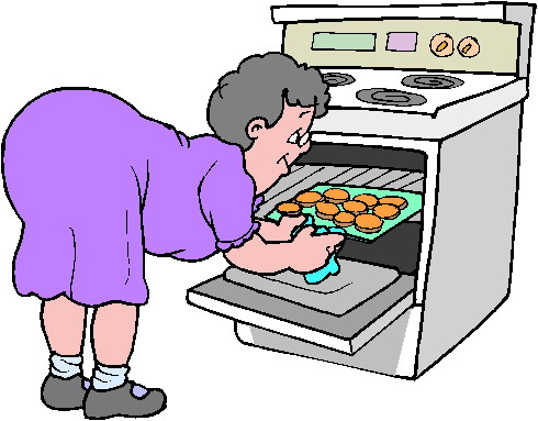 490x383 Cookie Clipart Oven Clipart