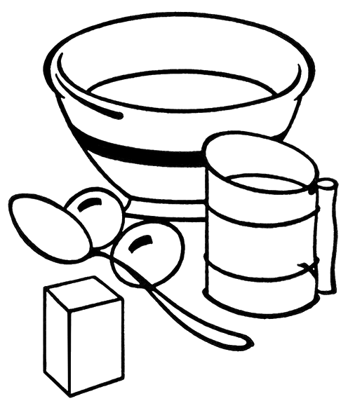 Cooking Kitchen Clip Art: Free Download Best Baking Tools