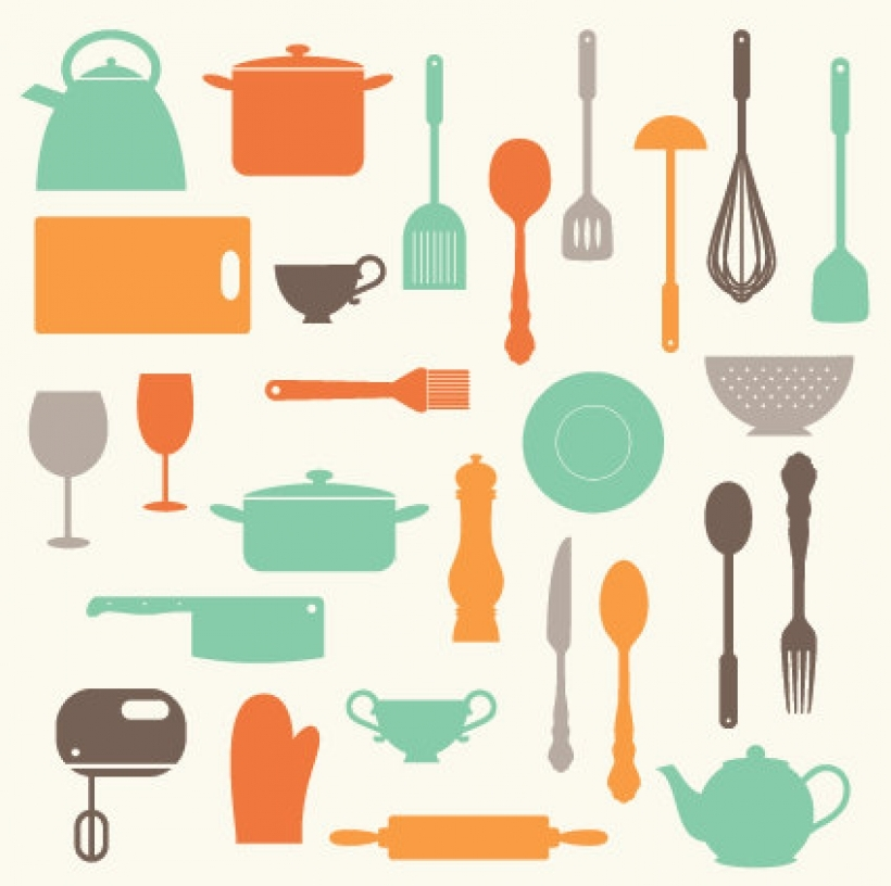 820x816 Kitchen Tool Set Png Clipart Kitchen Tool Set Png Clipart Baking