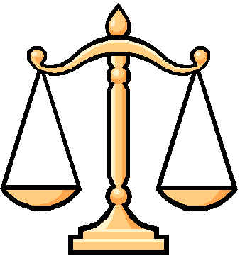 338x364 Balance Scale Justice Balance Clipart