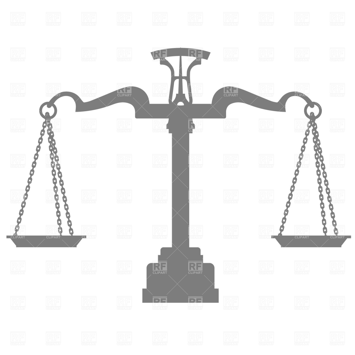 1200x1200 Bw Clip Art Of Triple Beam Balance ,search Cliparts Images