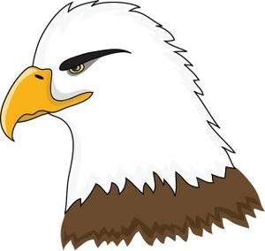 Bald Eagle Clipart Black And White