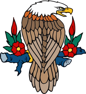 Bald Eagles Clipart