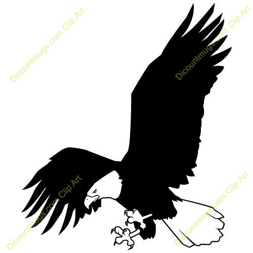500x500 Bald Eagle Clipart Many Interesting Cliparts