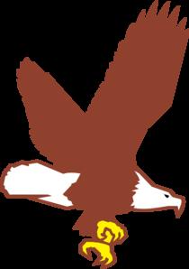 210x298 Bald Eagle Flying Png, Svg Clip Art For Web