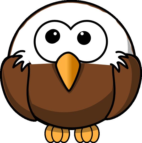 594x597 Clipart Eagle