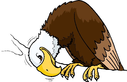 490x318 Eagle Clip Art In Flight Free Clipart Images 2