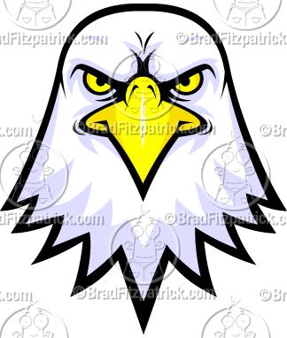 324x382 Bald Eagle Clip Art