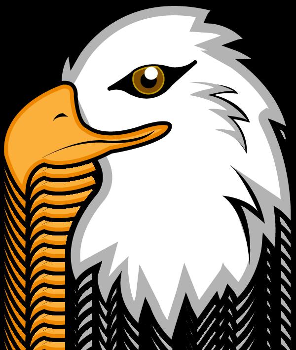 600x709 Bald Eagle Clip Art
