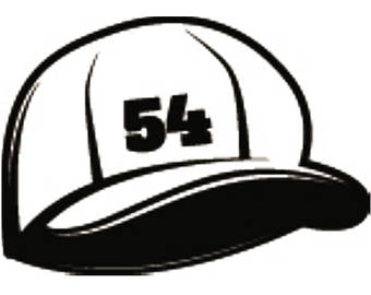 340x270 Baseball Hat Clipart Etsy