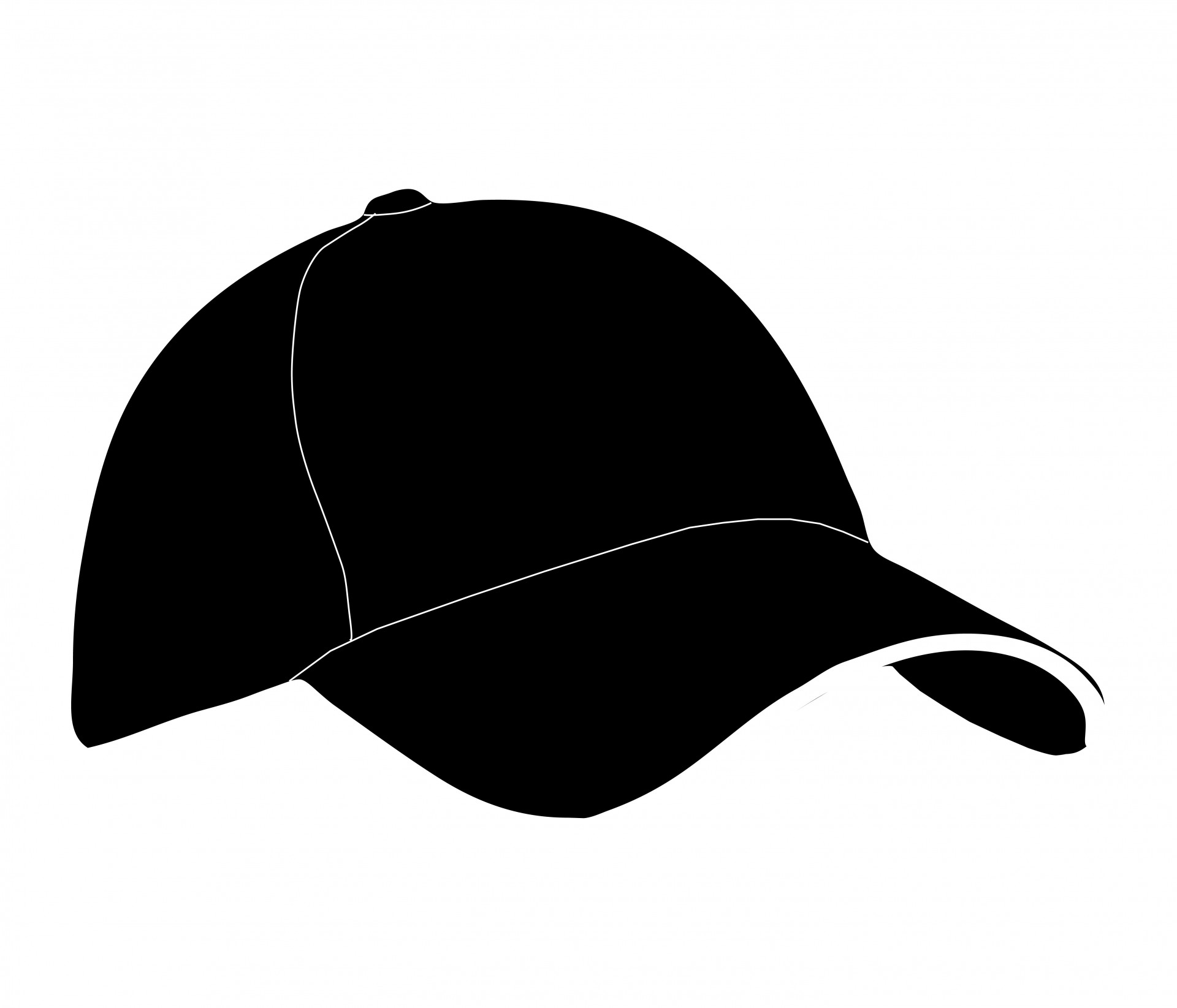 1920x1645 Baseball Hat Clipart Free Pictures