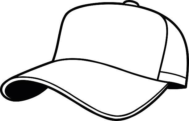 612x392 Baseball Cap Clipart