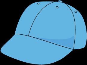 289x216 Baseball Hat Clip Art