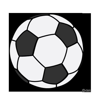 400x400 Soccer ball clip art 2