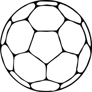 300x300 Handball Ball Clip Art