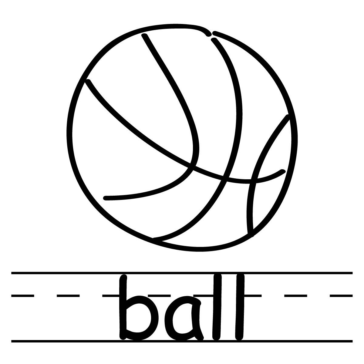1200x1200 Balls Clipart