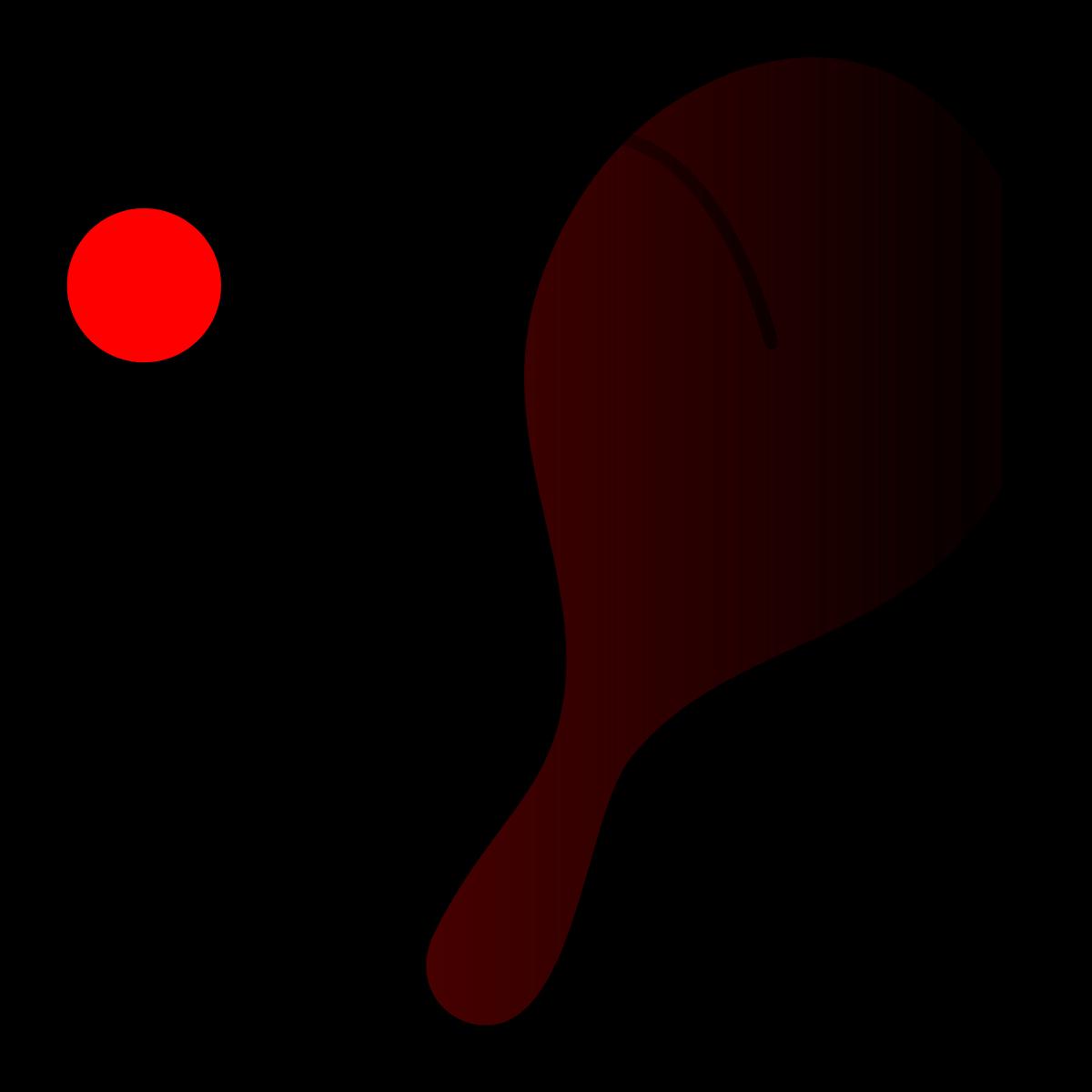 1200x1200 Paddle Ball