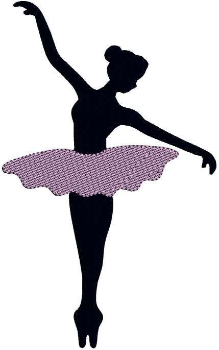 429x685 Ballerina Ballet Dancer Silhouette Ballet Shoes Ballet Slippers