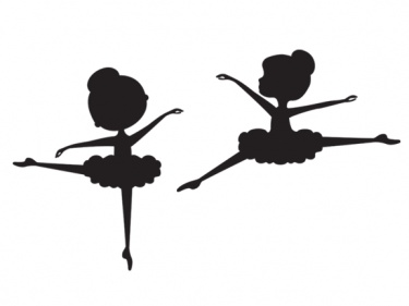 375x281 Image Of Ballerina Clipart