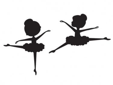 375x281 Image Of Ballerina Clipart