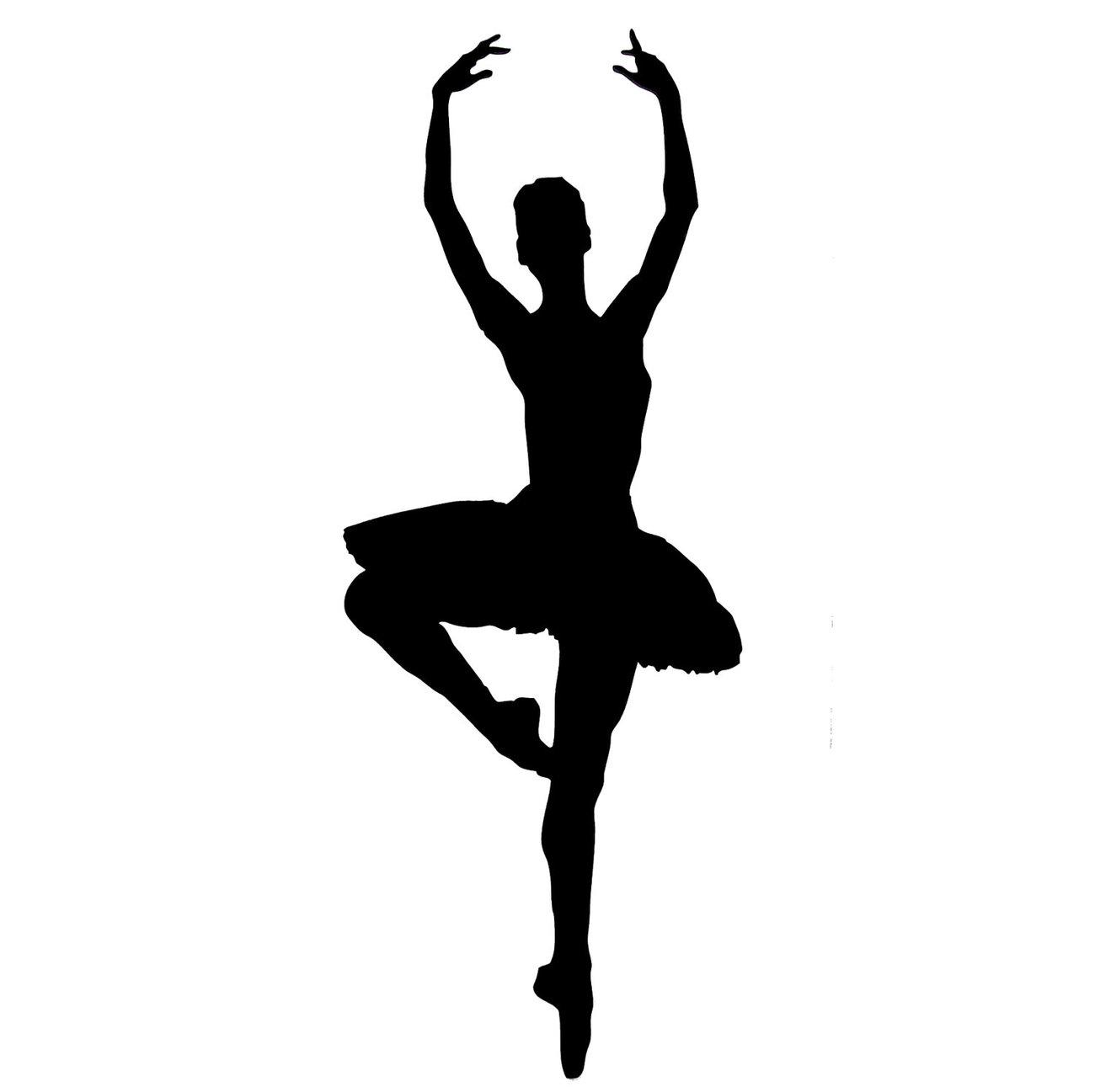 1300x1297 Silhouette Ballerina Clipart, Explore Pictures