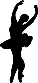 147x320 Ballet 20clip 20art Ballet Dance Silhouette Clip