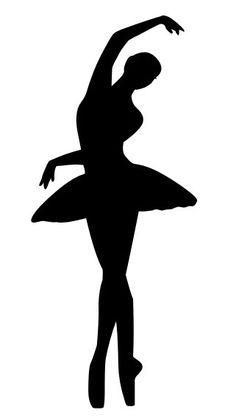 236x418 Image Detail For Ballet Ballet Silhouette Design