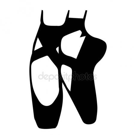 450x450 Hanging Ballet Shoes Stock Vectors, Royalty Free Hanging Ballet