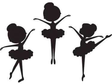 photo about Printable Ballerina Silhouette called Ballet Silhouette Cliparts Absolutely free obtain suitable Ballet
