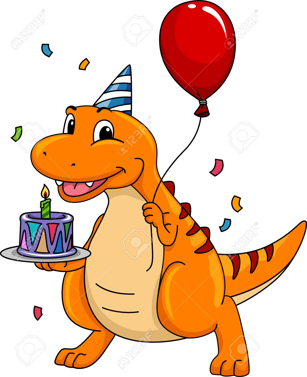 1059x1300 Balloon clipart dinosaur