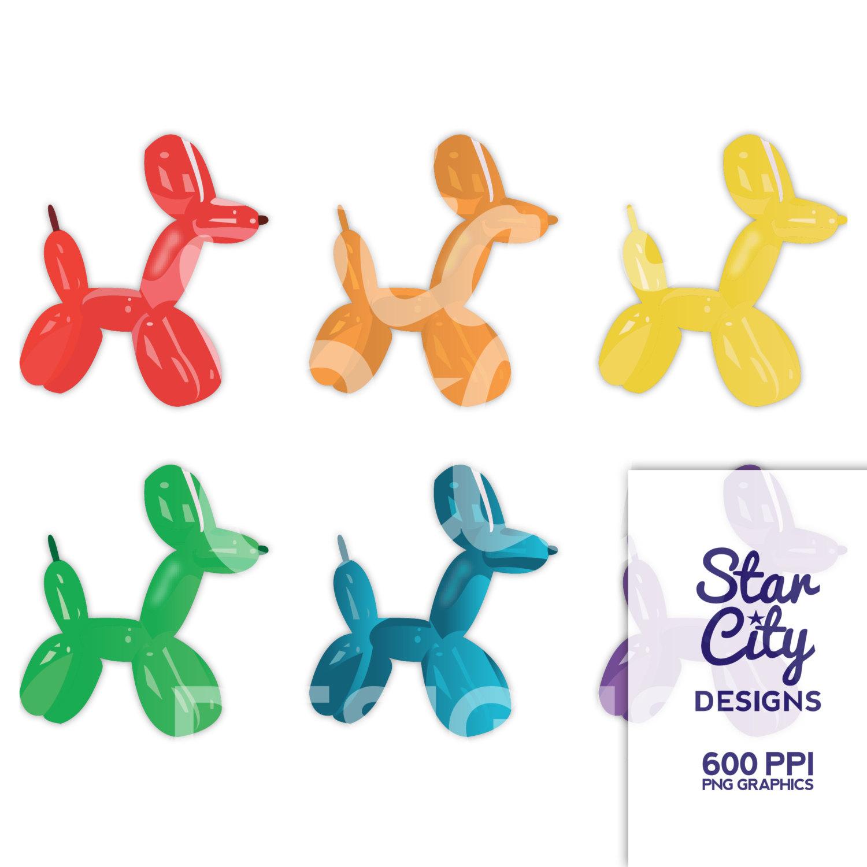 1500x1500 Balloon Animal Clipart (20+)