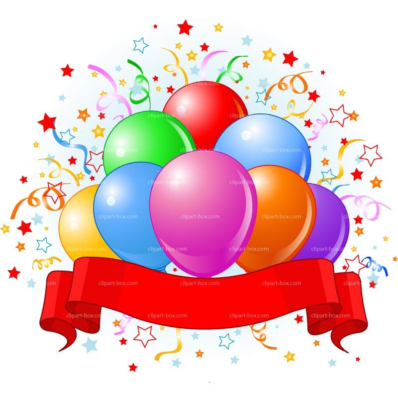 800x800 Clipart Balloon Party Royalty Free Vector Design Clip Art
