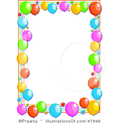 400x420 Balloon Background Clipart