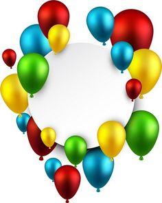 236x296 Social Balloons Icons