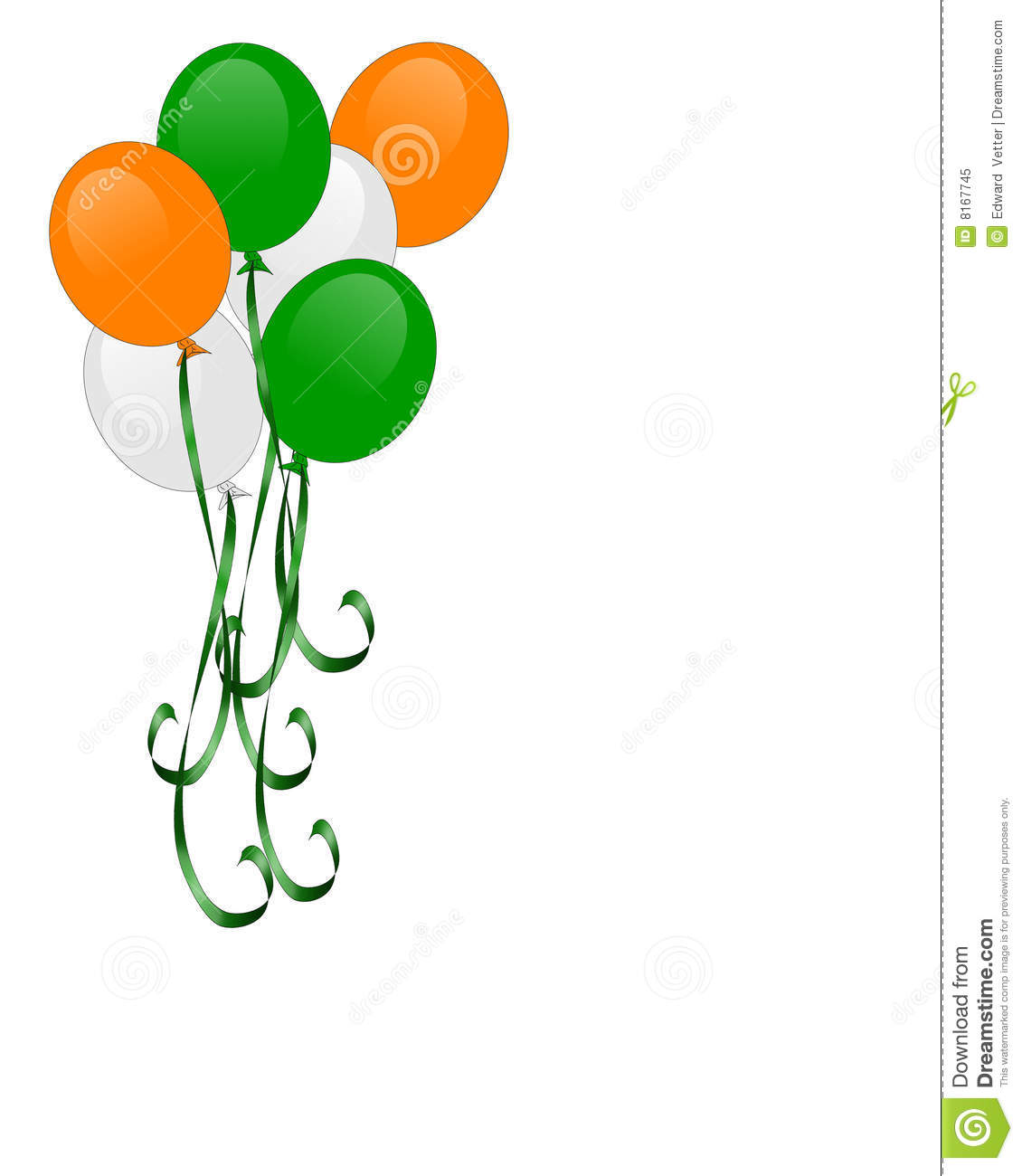 1130x1300 Balloon Clipart St Patricks Day