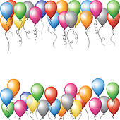 170x170 Clip Art of colorful balloons k15503786