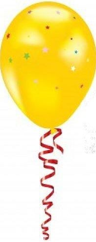 196x493 Colorful Balloons Png Clip Art Image Art