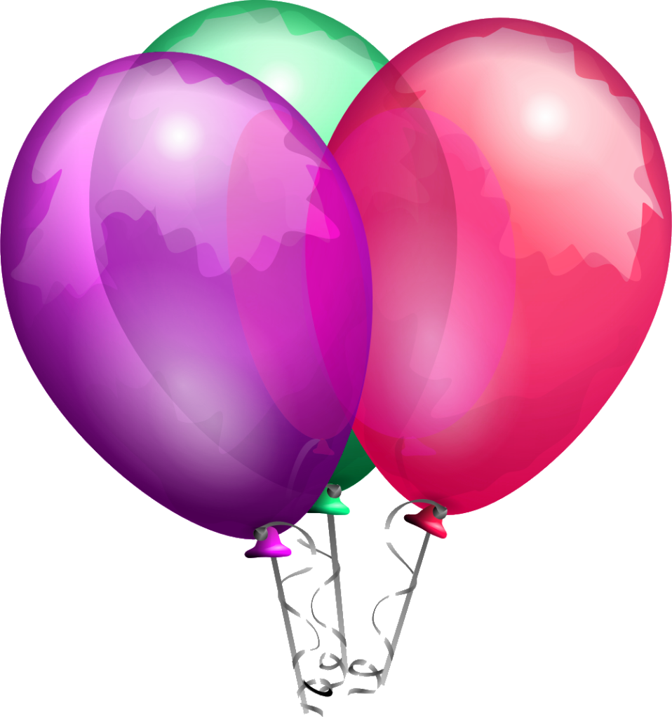958x1023 Balloon PNG images, free picture download with transparency