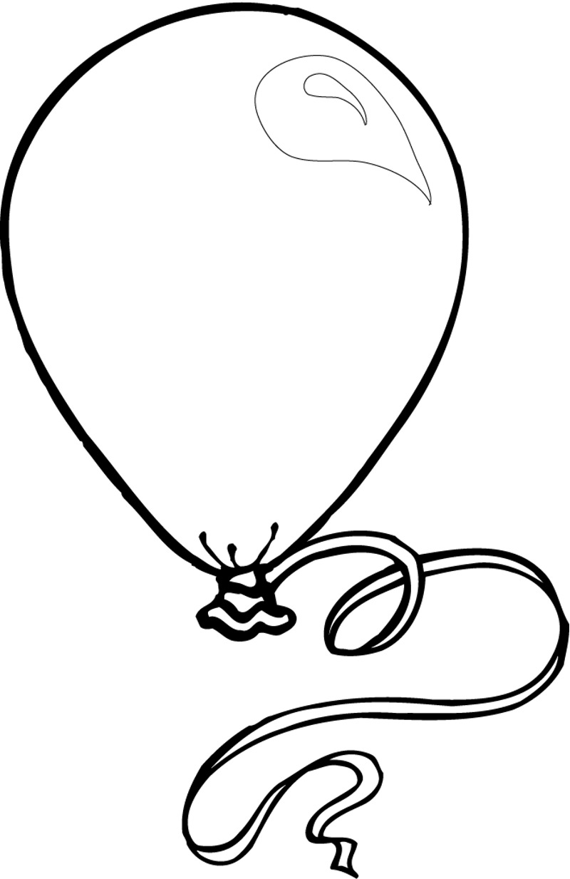 Balloon Drawing | Free download best Balloon Drawing on ClipArtMag.com