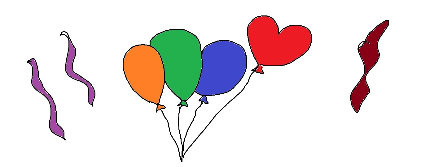 Balloon Drawing Free Download Best Balloon Drawing On Clipartmag Com