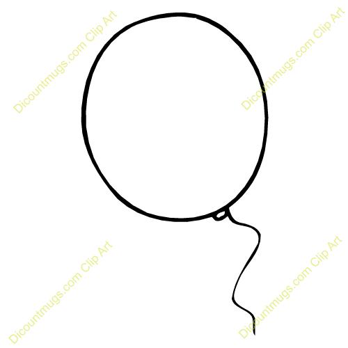 500x500 Balloon Clipart Clipart Panda